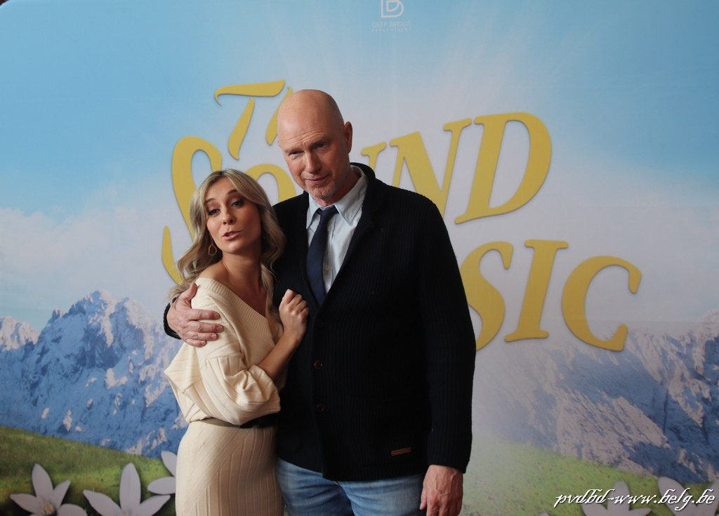 Alleen maar musicaltoppers in 'The Sound of Music'. - IMG 4260