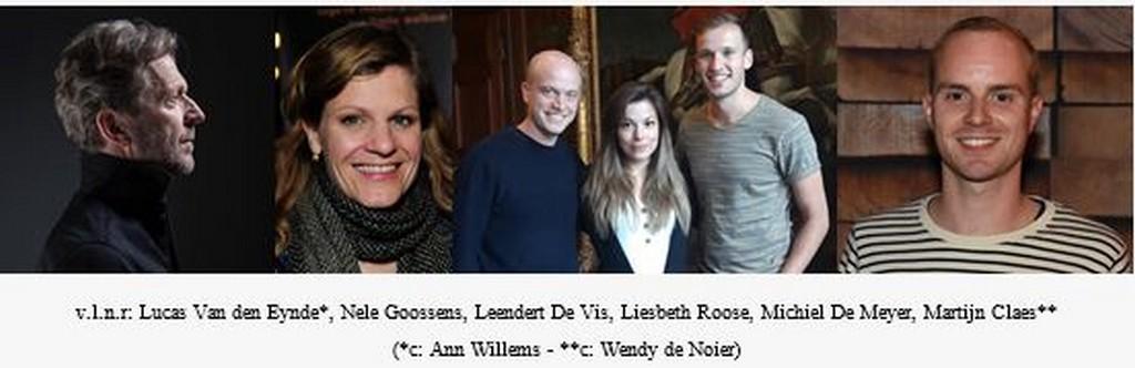 Musicalspektakel 1830 kijk op ontstaan Koninkrijk België - Musical 1830 cast