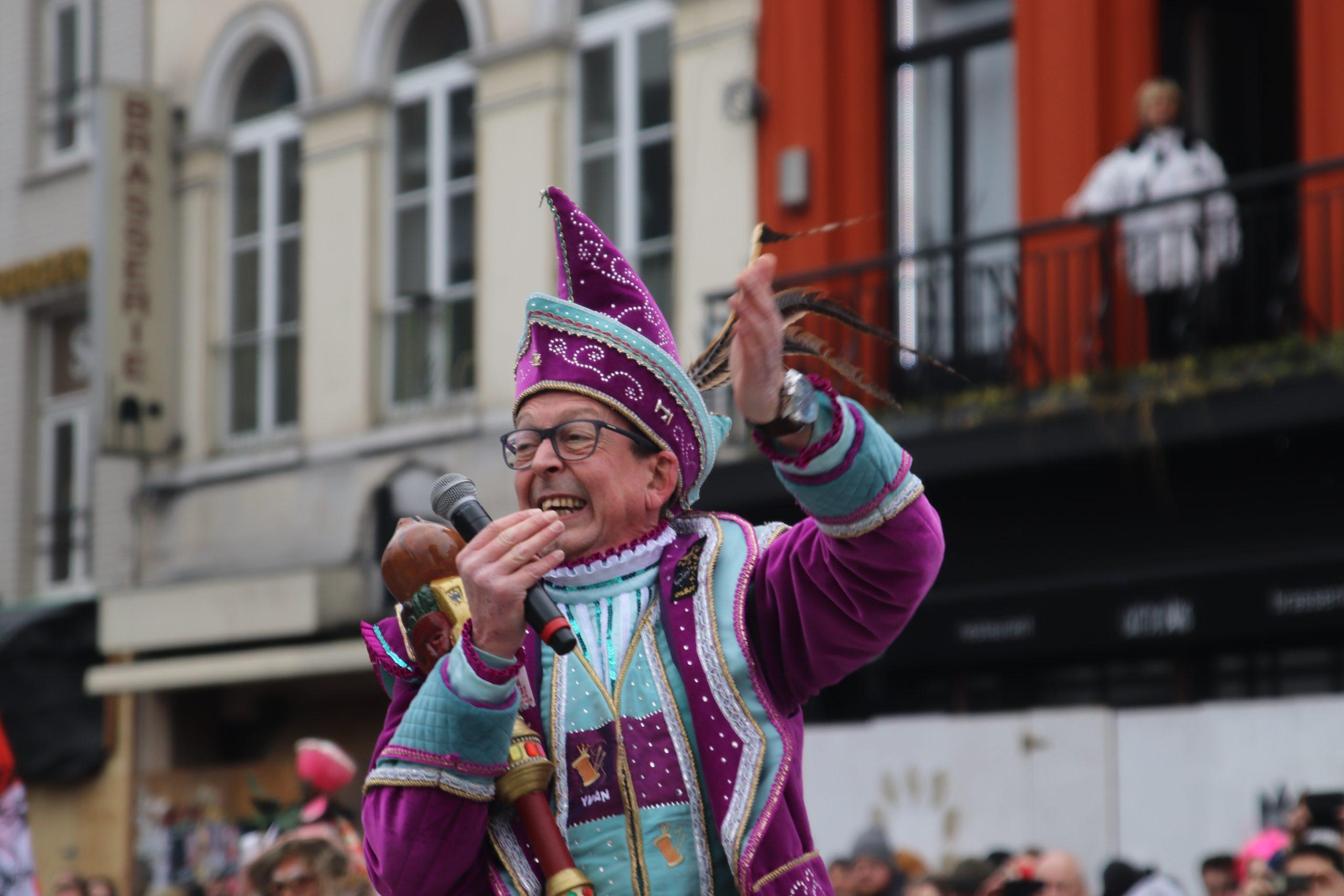 prins carnaval 2020 Aalst Yvan