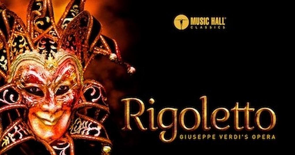 Music Hall Classics en Prima Donna Events presenteren prachtige opera's en adembenemende balletten - Aankondiging Rigoletto Verdis Opera
