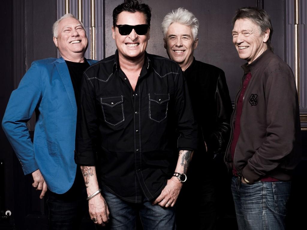 Golden Earring viert '50 Years Together' in de Lotto Arena - Golden Earring 1