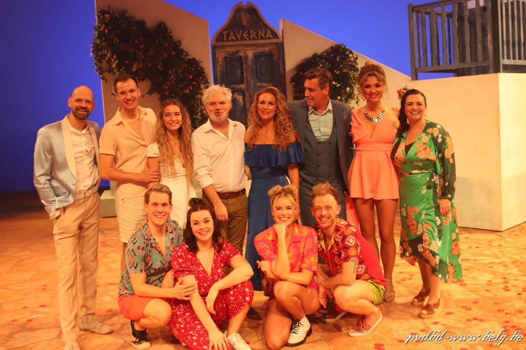 Nieuwe data voor Musical Mamma Mia - IMG 5152