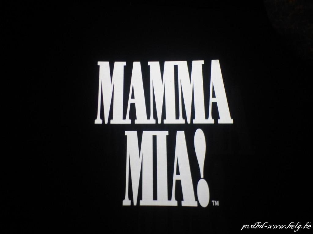De hitmusical 'MAMMA MIA!' verkocht al 60.000 tickets - P1140067