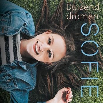 Sofie met nieuw nummer 'Duizend dromen' - Hoes Sofie Duizend Dromen