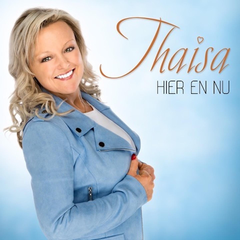 Danny De Roover en dochter Thaisa stunten met nieuwe singles - Hoes Thaisa Hier En Nu