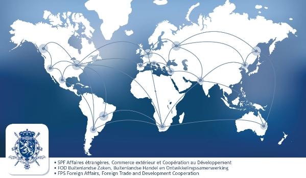Belgische reizigers in het buitenland: Minister Philippe Goffin maakt op deze woensdag 1 april een stand van zaken op