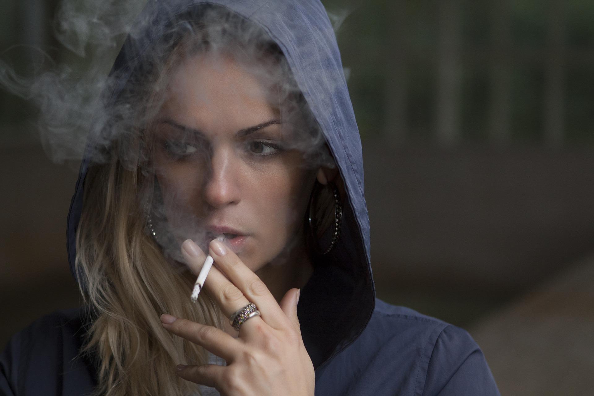 rookverbod in de wagen