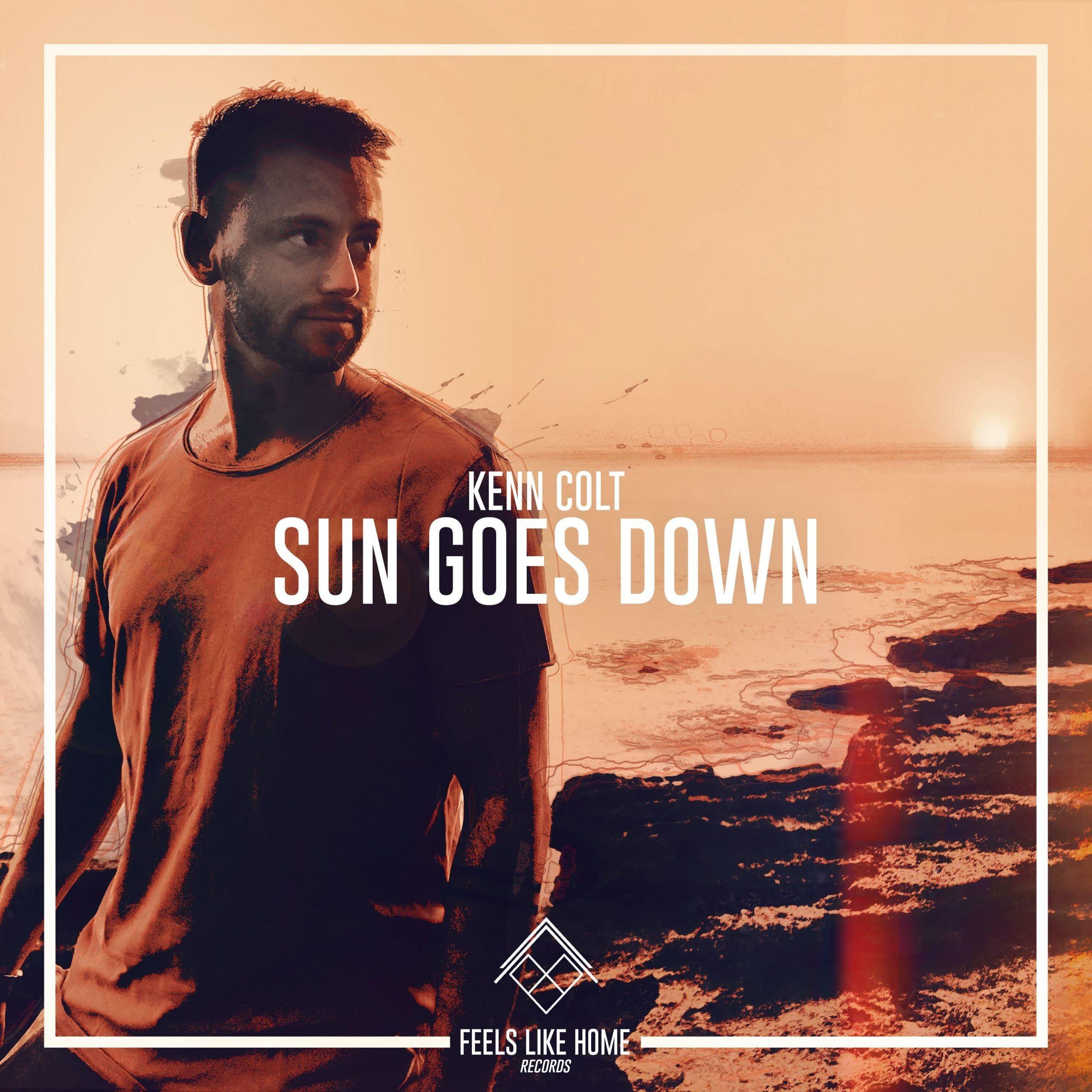Limburgse dj/producer Kenn Colt: zomersingle 'Sun Goes Down'. - Hoes Ken Colt Sun Goes Down scaled