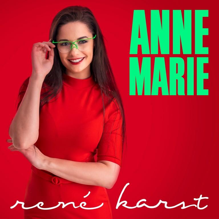 René Karst wil zinnen verzetten met Annemarie - Hoes René Karst Annemarie