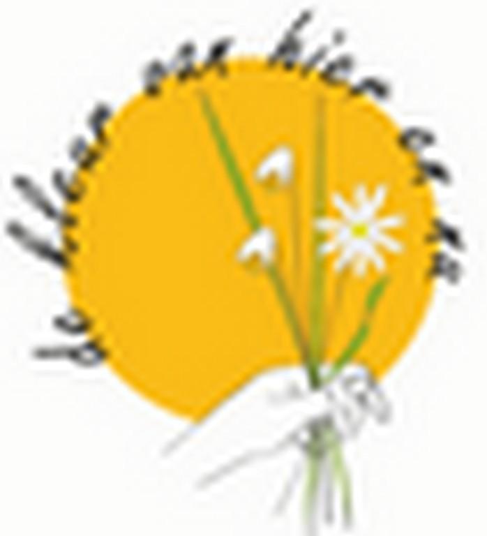 Vrijdag 15 mei opent De Kleur van Hier en Nu - Logo De kleur hier en nu