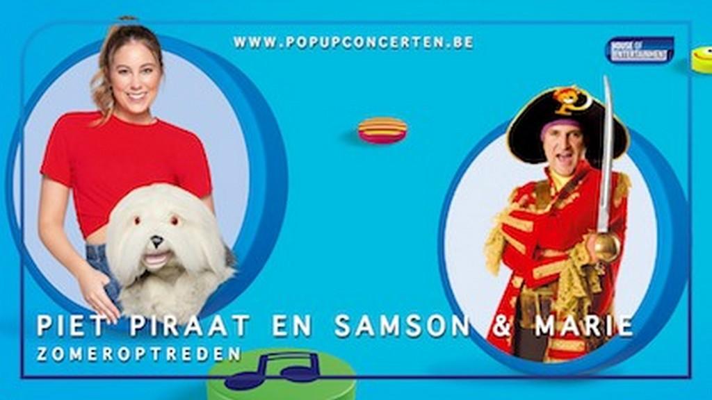 Piet Piraat en Marie&Samson