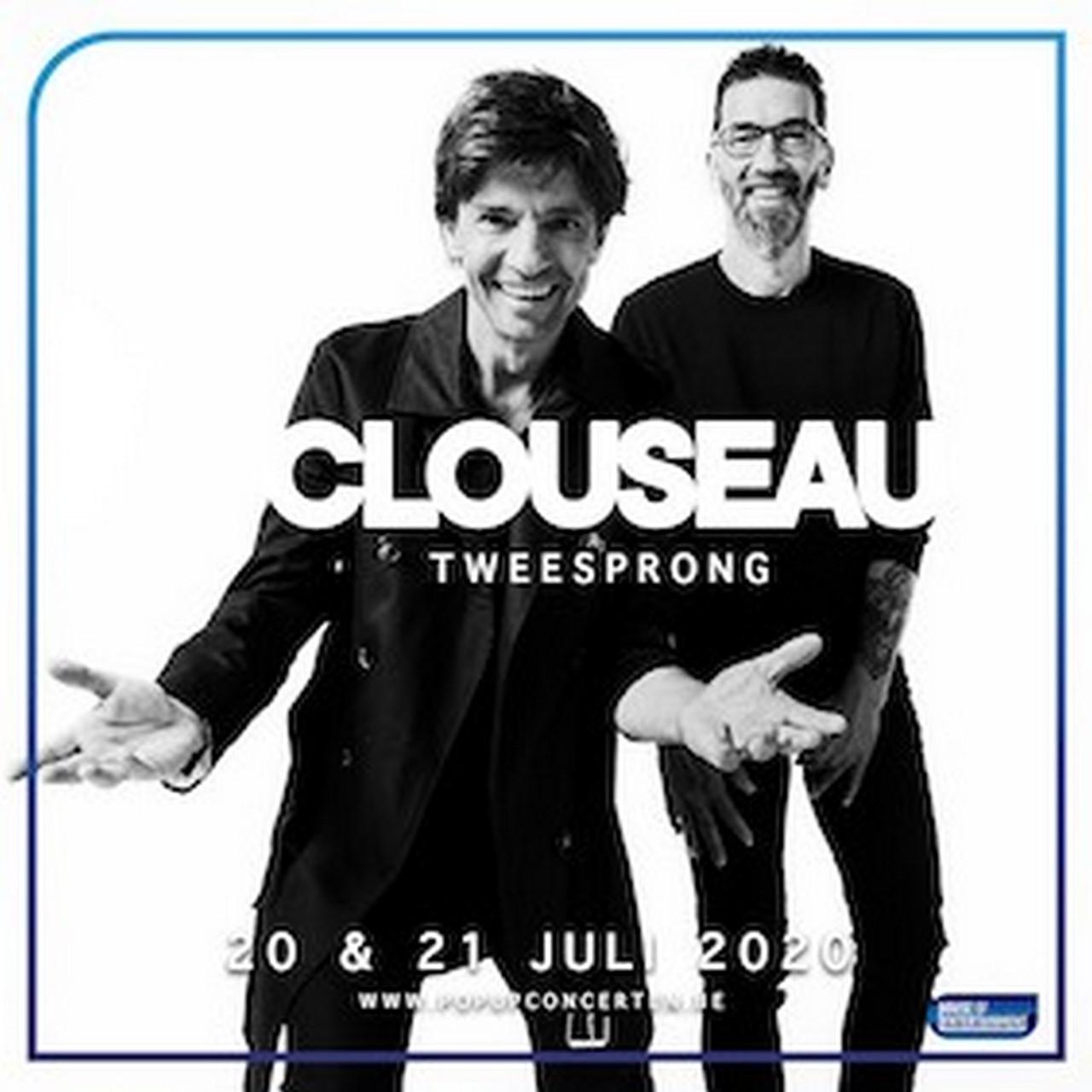 House of Entertainment pakt uit in Studio 100 Pop-Up Theater - Clouseau 20 21 juli