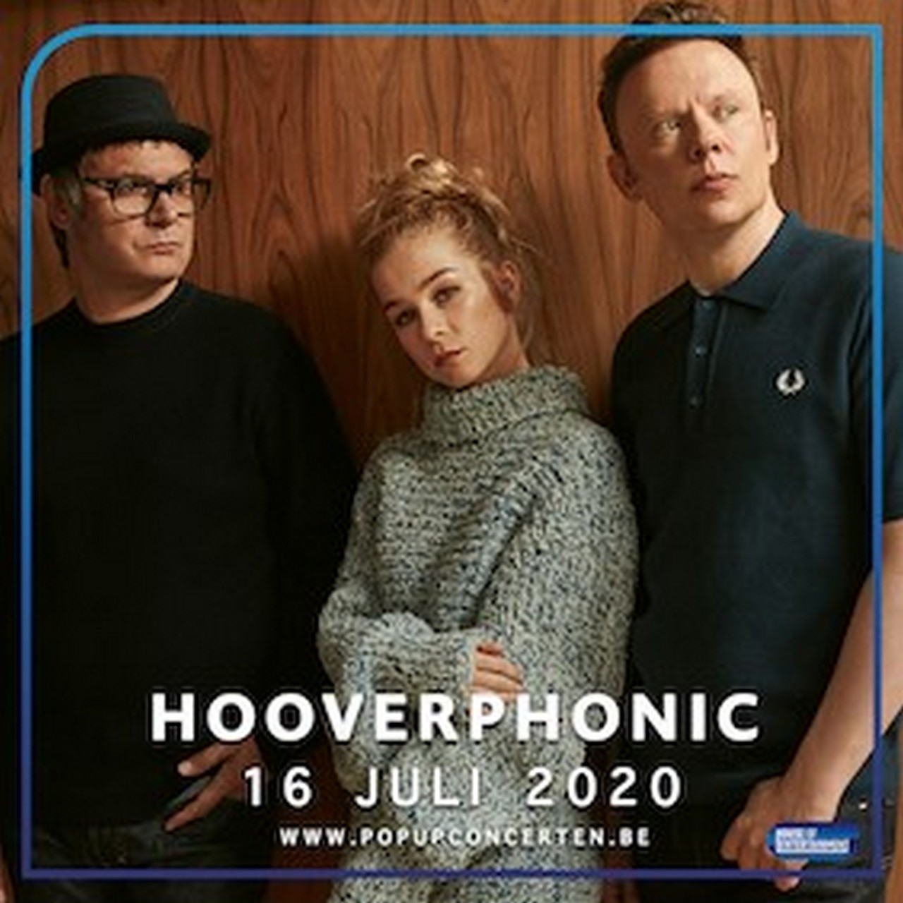 House of Entertainment pakt uit in Studio 100 Pop-Up Theater - Hooverphonic 16 juli 2020