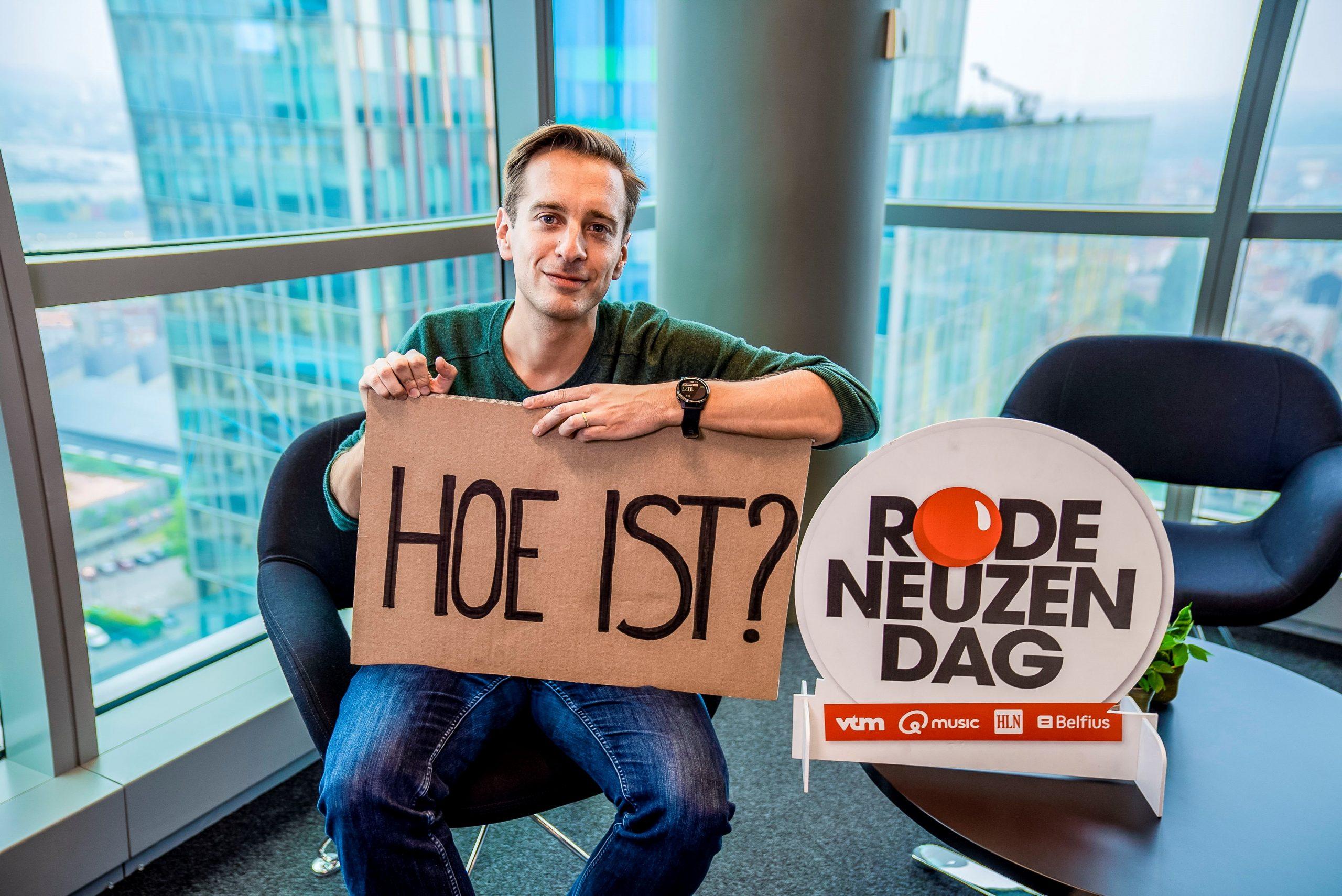 Wouter Beke gaat live in dialoog met jongeren - Sam De Bruyn Rode Neuzen scaled