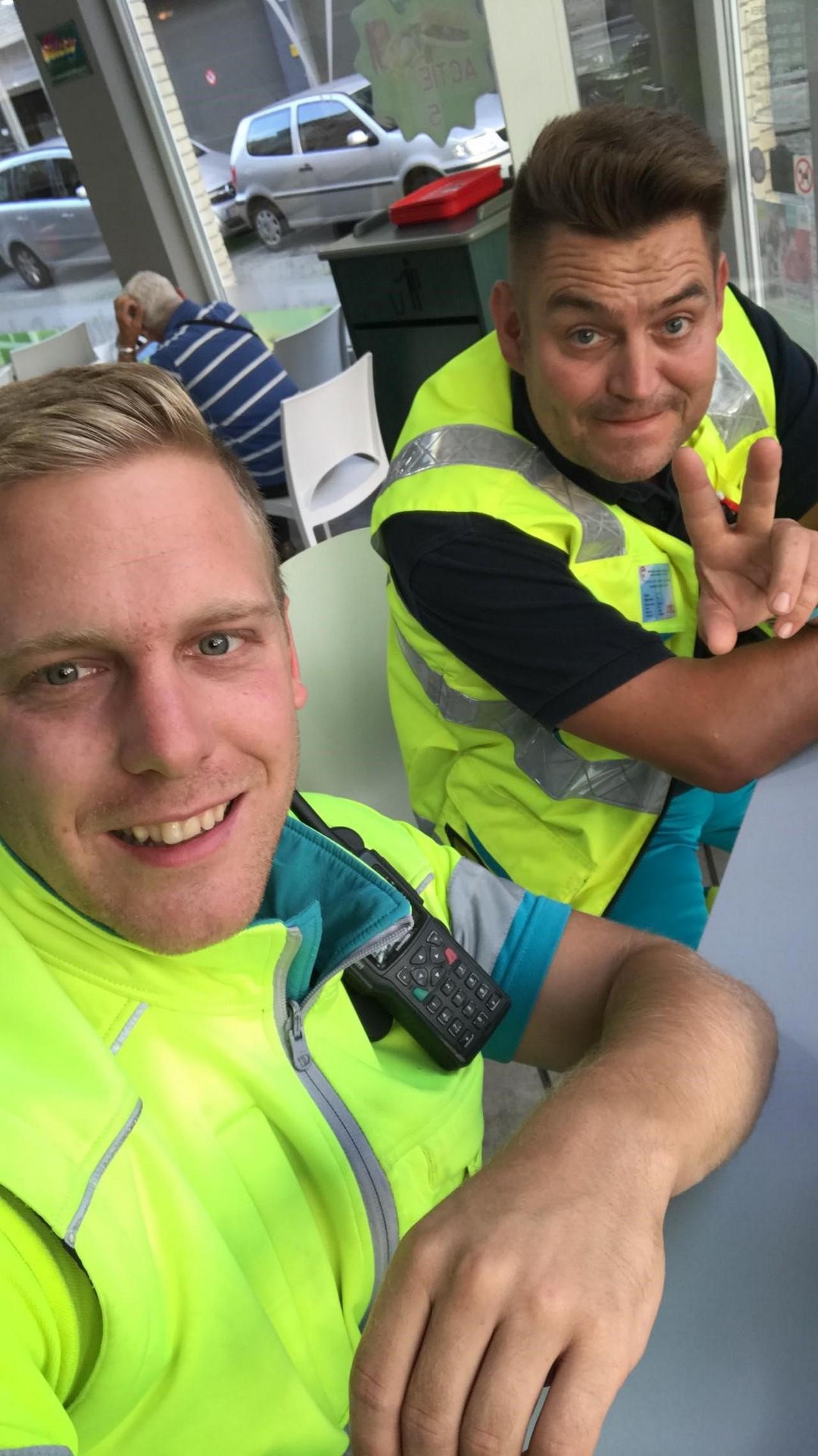 Breese ambulancier lanceert zijn debuutsingle - Gert Paredis 1