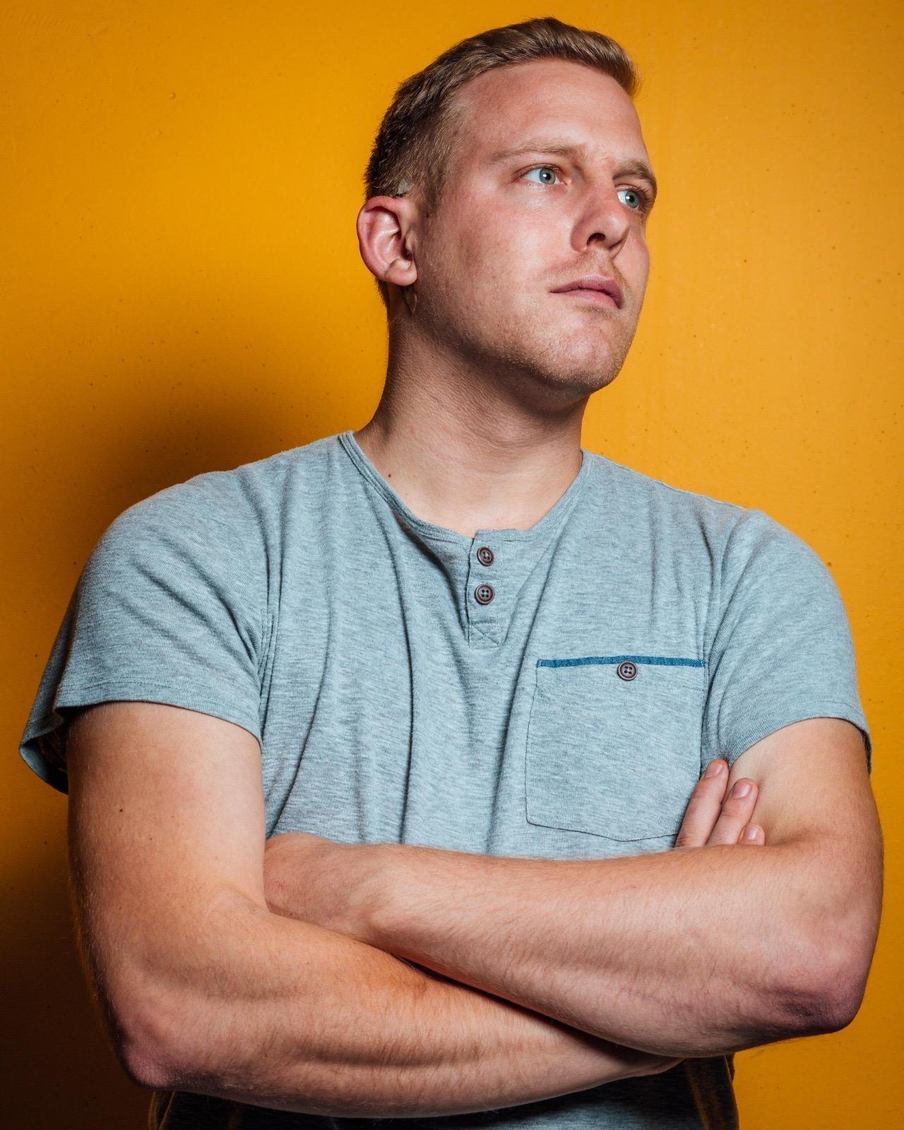 Breese ambulancier lanceert zijn debuutsingle - Gert Paredis