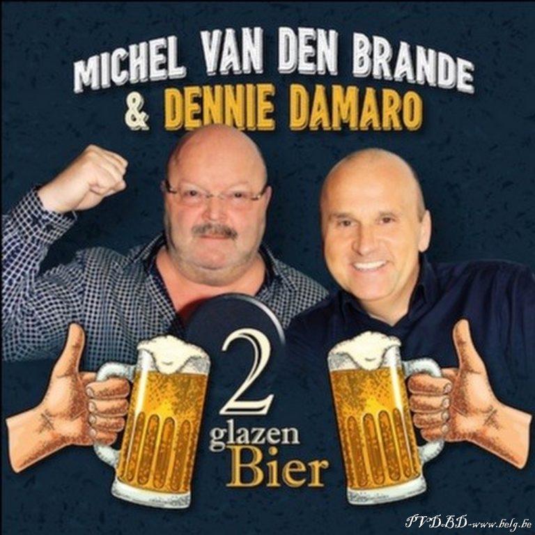 Michel Van den Brande en Dennie Damaro met tweede duetsingle