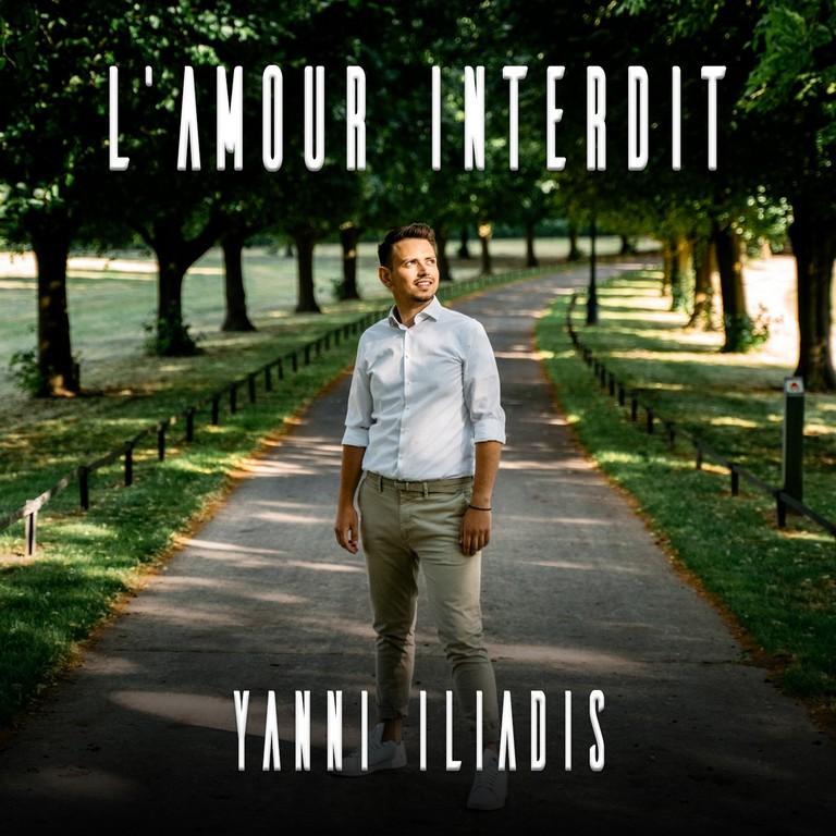 Vlezenbeekse Yanni Iliadis lanceert L'Amour Interdit - Hoes Yanni Iliadis l Amour Interdit