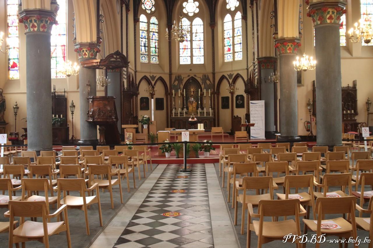 De Sint-Amanduskerk te Uitkerke krijgt opnieuw een windhaan - IMG 5647