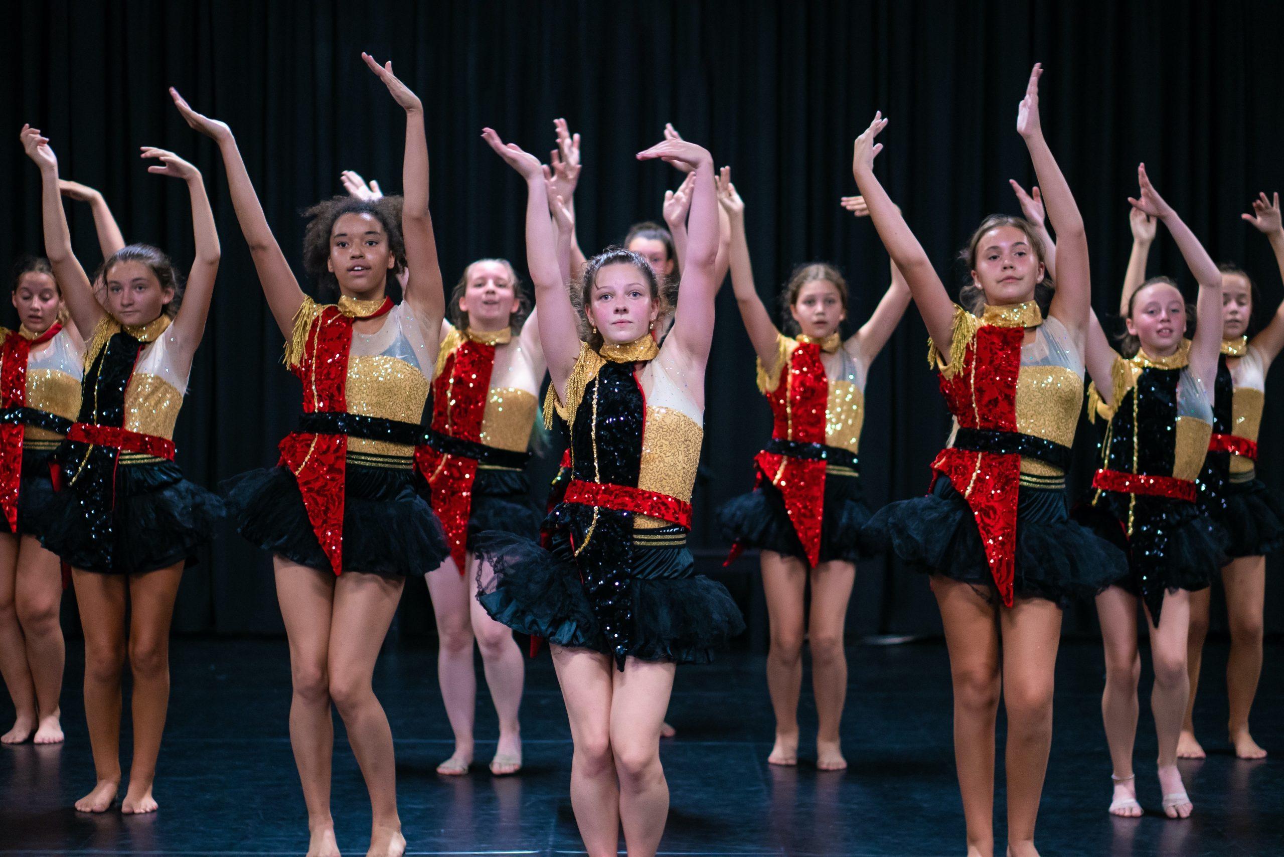 The Musical Academy vakantiekampen lokten bijna 300 jongeren - The Musical Factory vakantiekampen deelnemers scaled