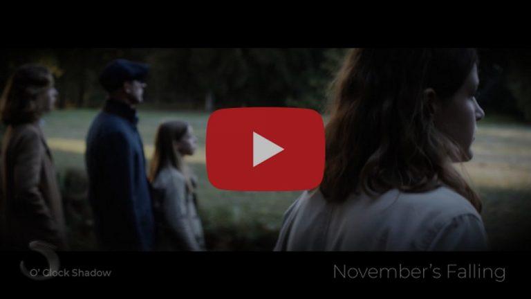 5 o' Clock Shadow brengt nieuwe single November's Falling
