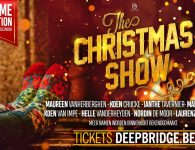 Aankondiging The Christmasshow