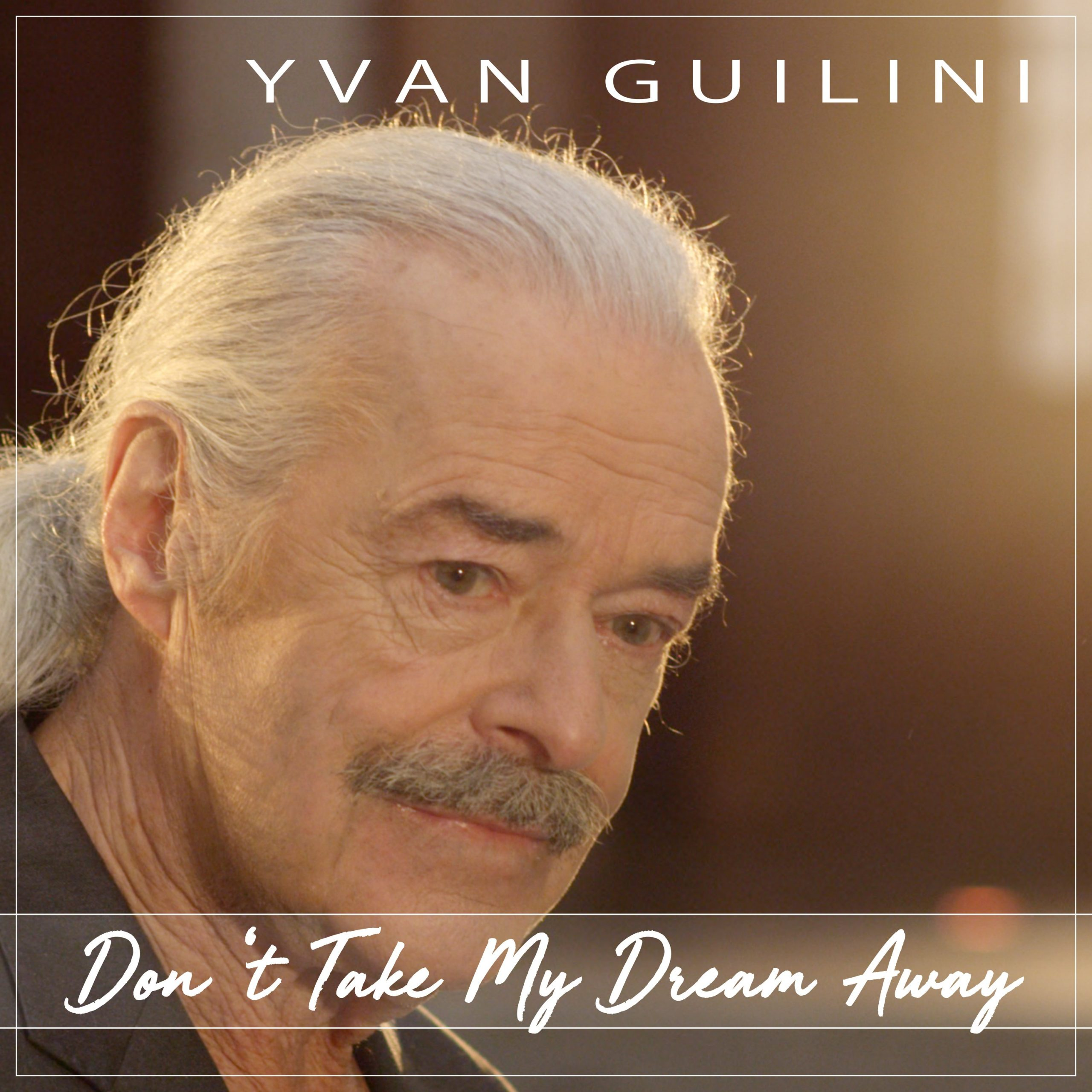 Yvan Guilini vond inspiratie tijdens het koken - Hoes Yvan Guilini Dont take my dream away scaled