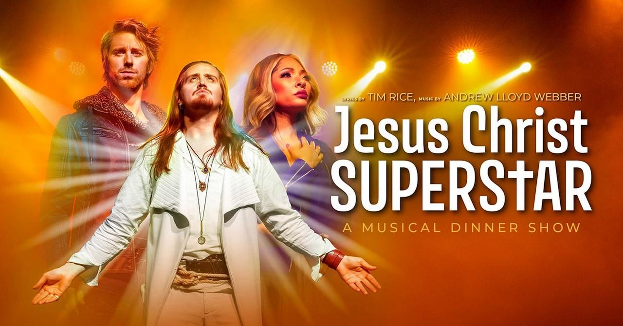Jesus Christ Superstar - a musical dinner - Aankondiging Jesus christ Superstar
