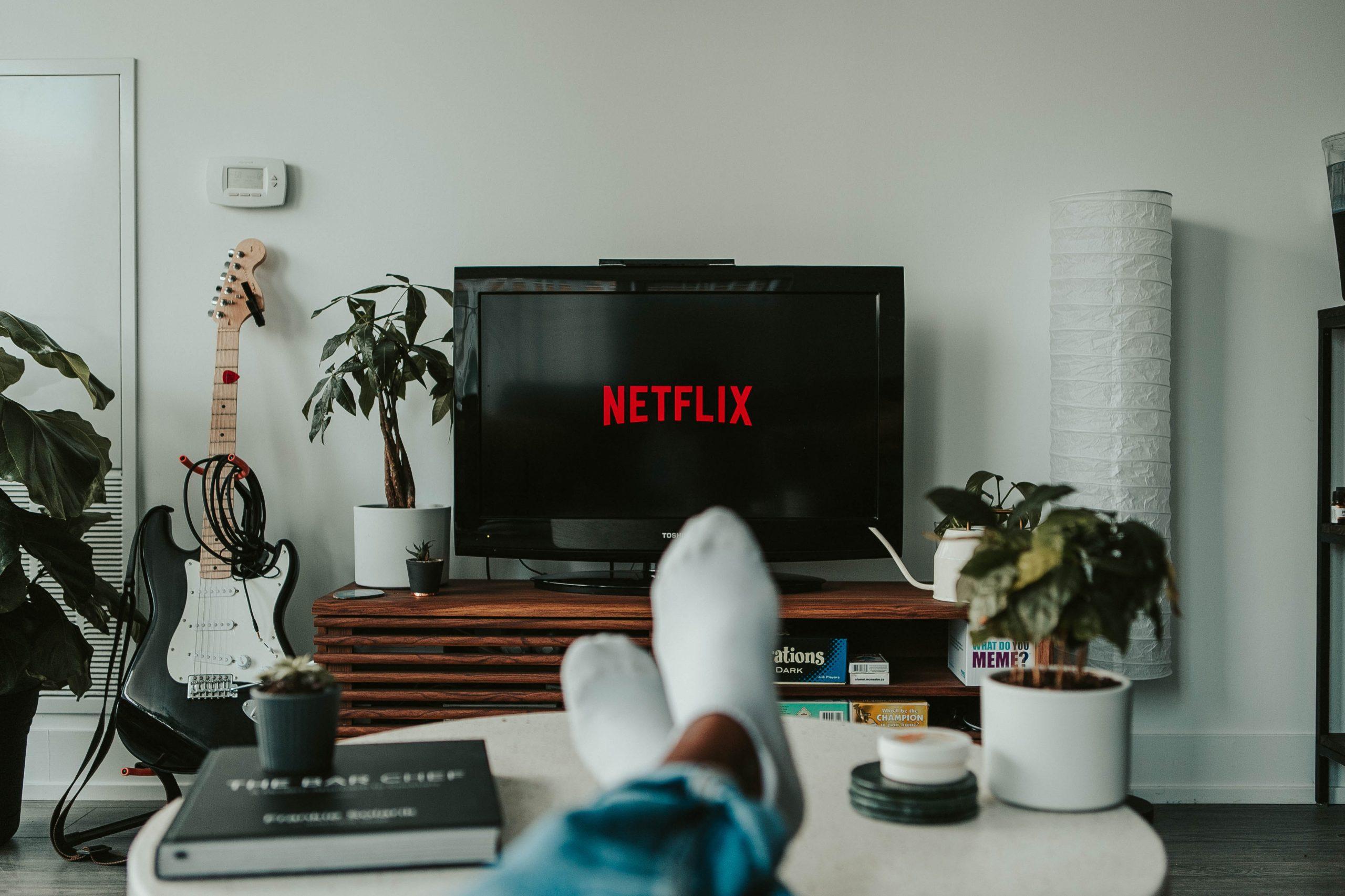 beste Netflix series dit voorjaar
