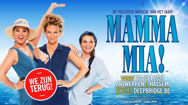 Mamma Mia herneemt met extra voorstellingen