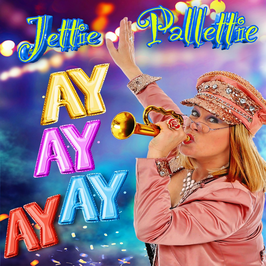 Ay Ay Ay Ay nieuwe oorwurm van Jettie Palettie