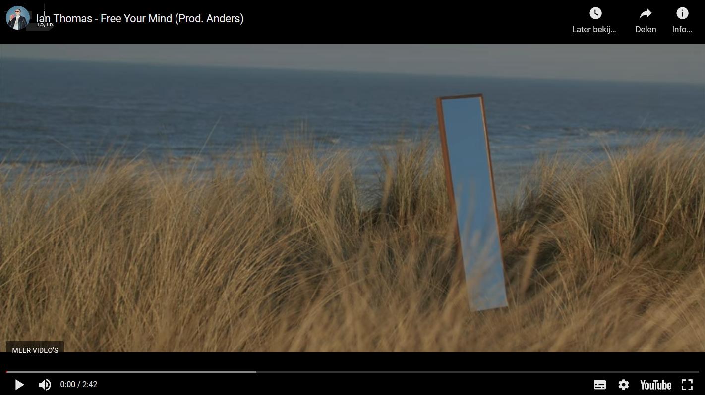 Ian Thomas lanceert indrukwekkende videoclip