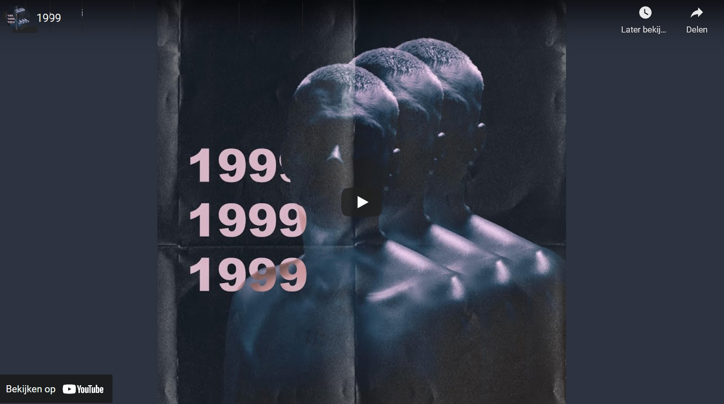 Loyk laat nieuwe single 1999 op de wereld los