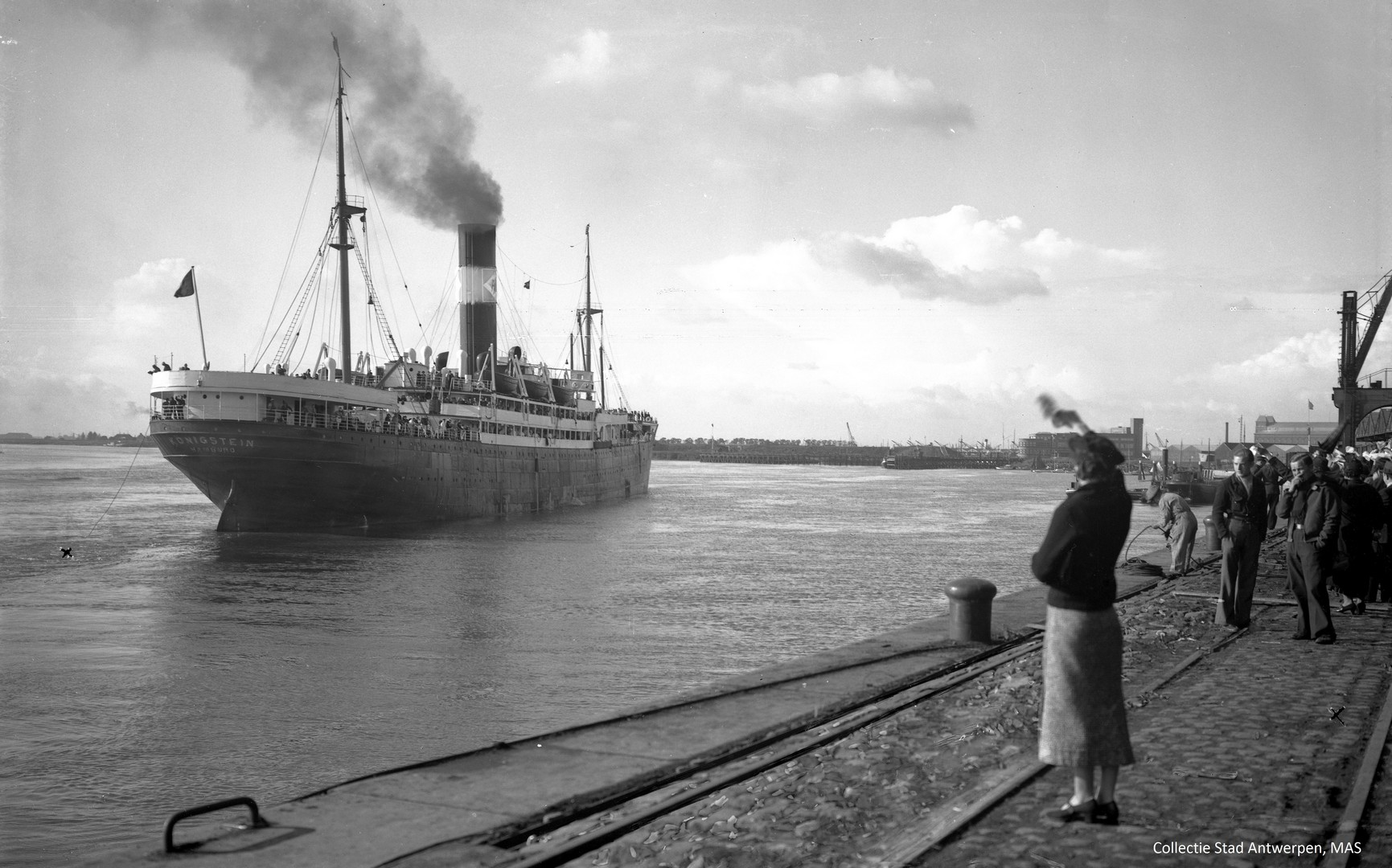 Red Star Line herleeft in Puurs - Red Star Line