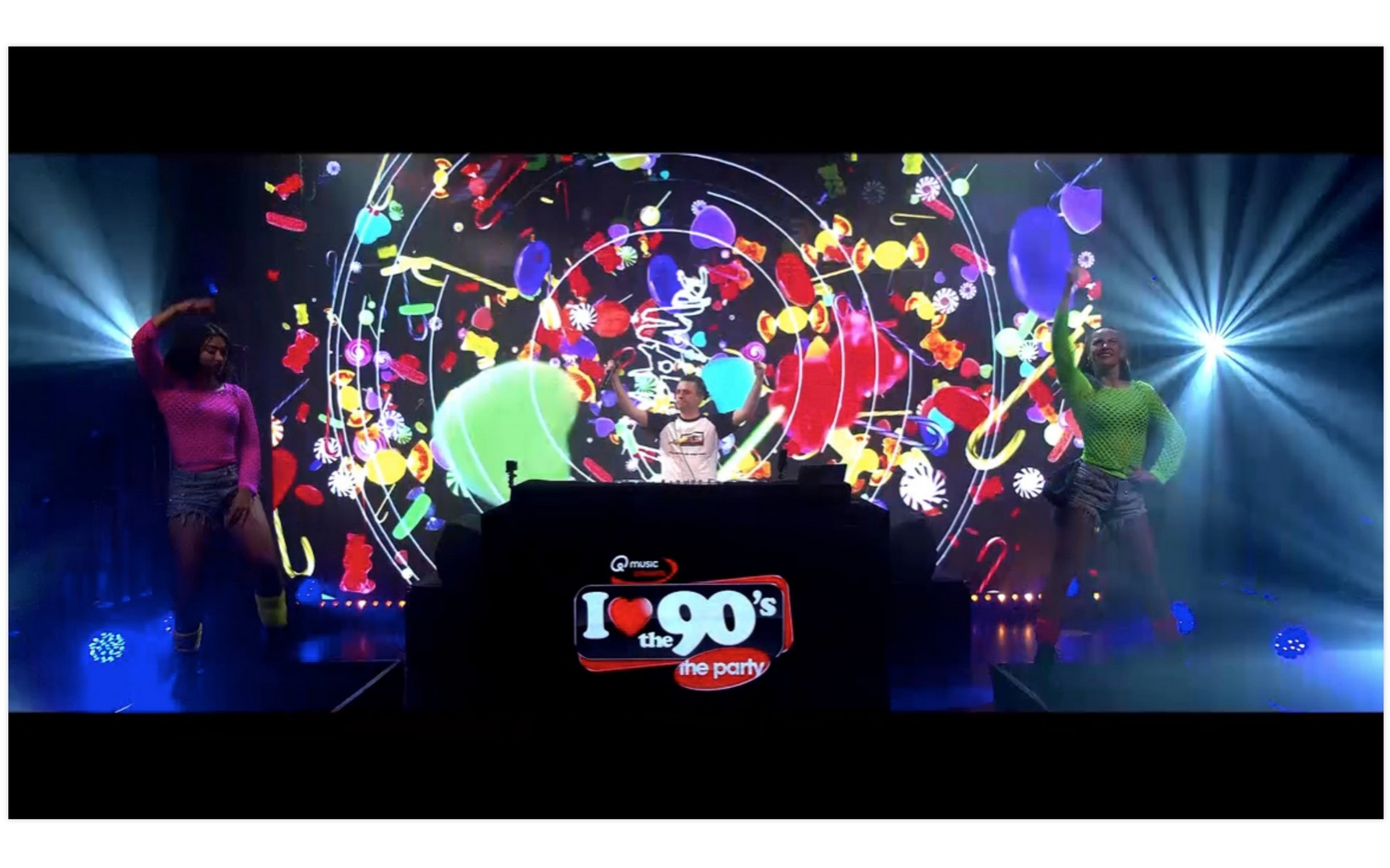livestream I love the 90's
