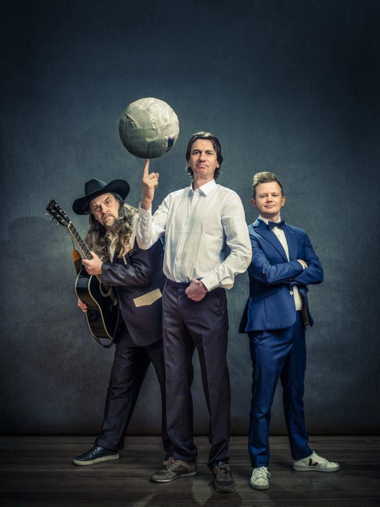 Bert Gabriëls, Johnny Trash en Jeroen Verdick