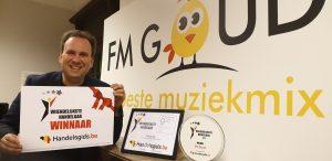 Lucki Luc en FM Goud feesten in mei - FM Goud