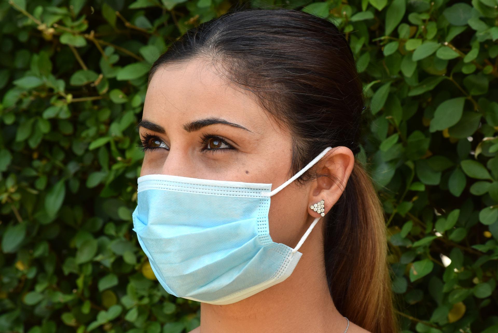 Beschermende maskers