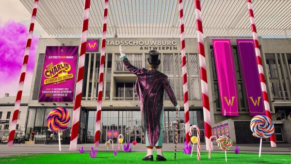 Charlie and the Chocolate Factory - Charlie and the Chocolate Factory dec 2021 1