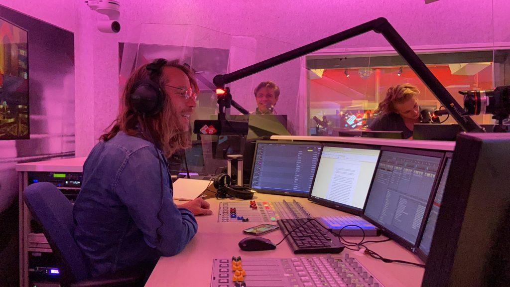 Giel Beelen nodigde Daniël Busser uit - Giel Beelen en Daniel Busser