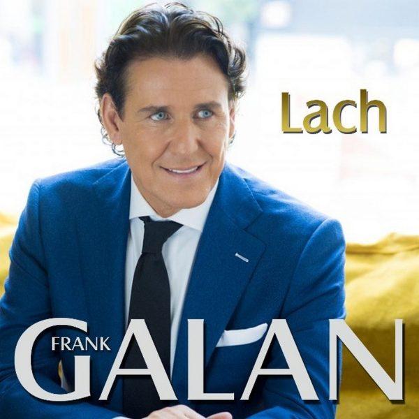 Frank Galan tovert een LACH - Hoes Frank Galan LACH