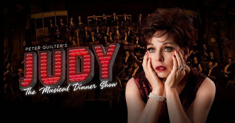 Els de Schepper wordt iconische Judy Garland