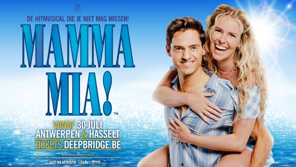 MAMMA MIA! krijgt extra versterking - Aankondiging Mamma Mia 2021
