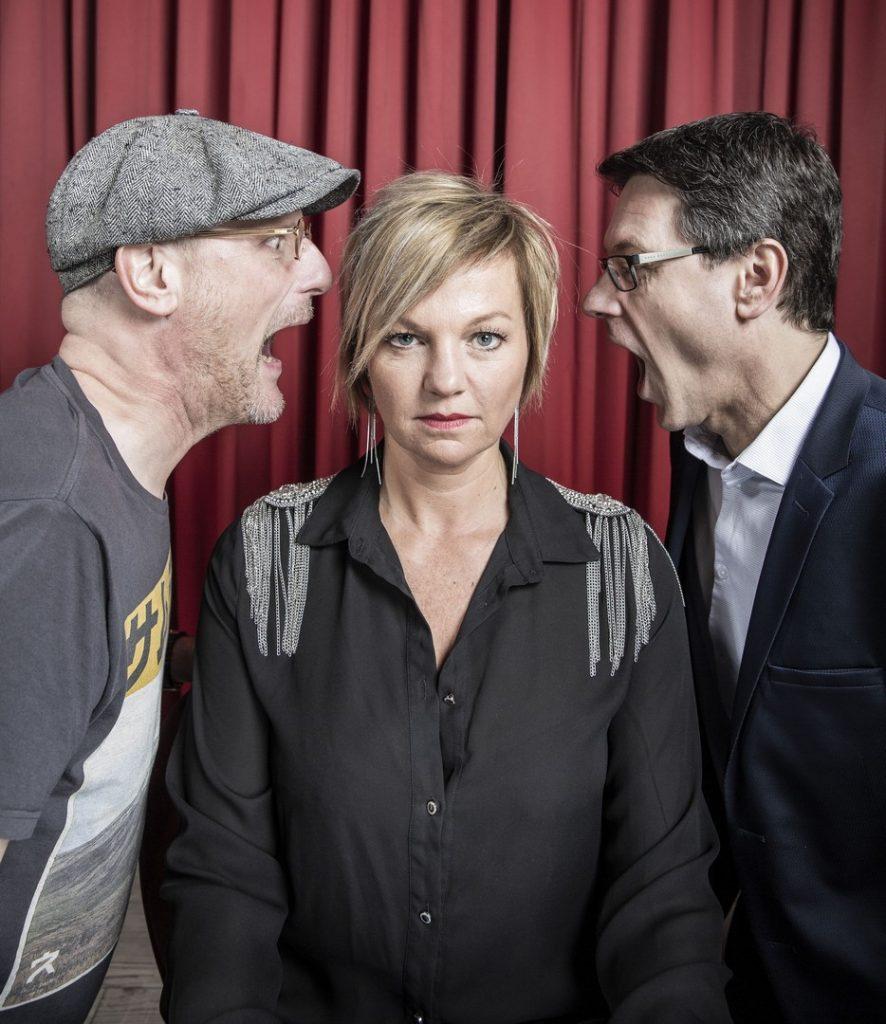 Guy Swinnen en Barbara Dex deze week op Parkies - Barbara Dex