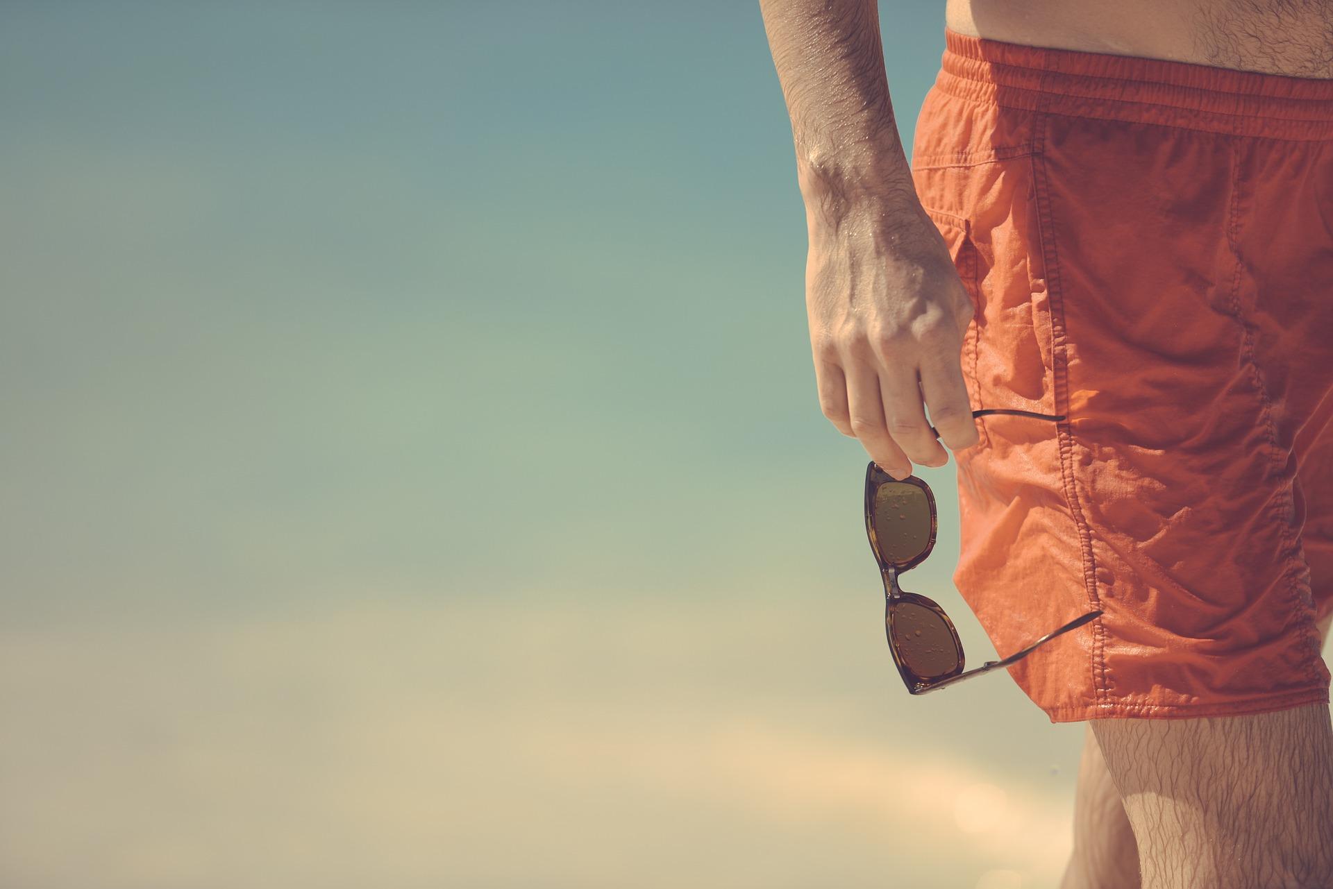 korte broek voor heren