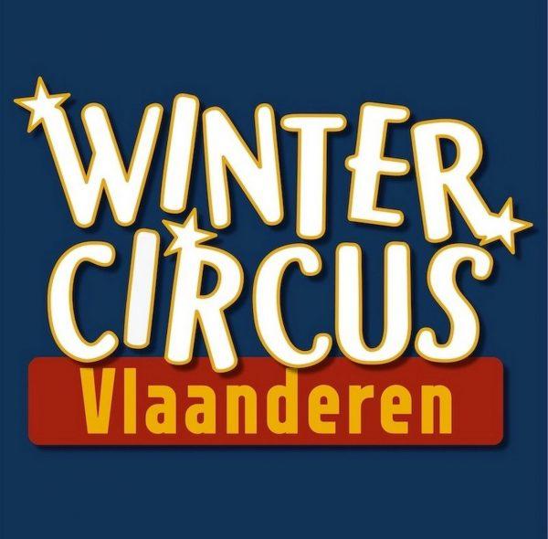 Wintercircus Vlaanderen, eerste editie - Logo Wintercircus Vlaanderen